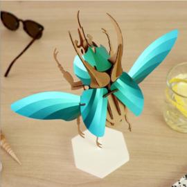 Papieren 3D Vliegend Hert XL