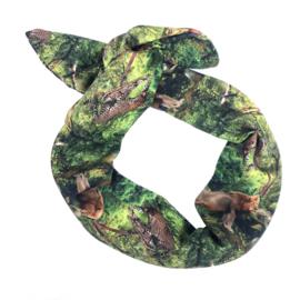 Haarband Wild Green