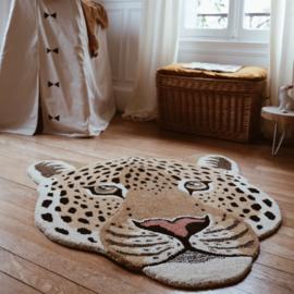 Himani Luipaard Dierenkop Kleed Groot