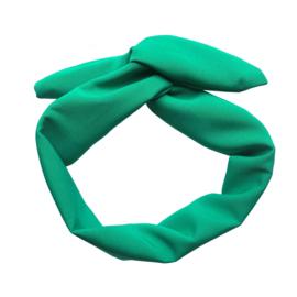 Haarband Emerald Green