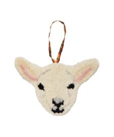 Wooly Lam Dierenkophanger Wol