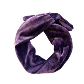 Haarband Velvet Purple