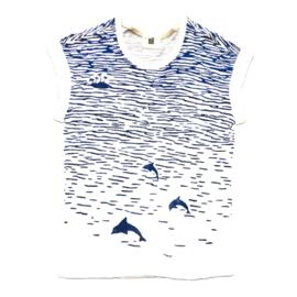 Oii Shirt Dolphin