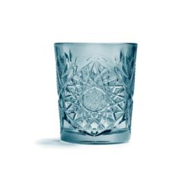 Hobstar Glas Blue