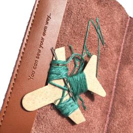 Stitch paspoorthoesje