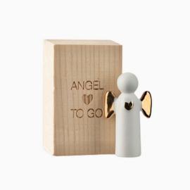 Räder Porselein Angel To Go