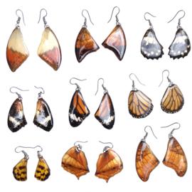 Vlinderoorbellen Naturel