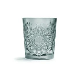 Hobstar Glas Green