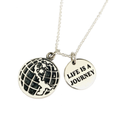 Ketting Life's a Journey