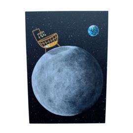 Kaart Over The Moon