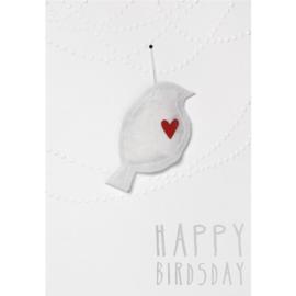 Räder Kaart Happy Birdsday