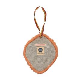 Oddly Orang-Oetan Dierenkop Hanger Wol