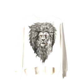 Oii Sweater Lion