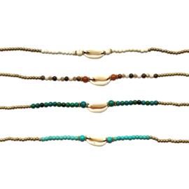Enkelbandjes Kauri