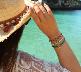 Armbandje Summer Sea