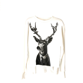 Oii Sweater Deer