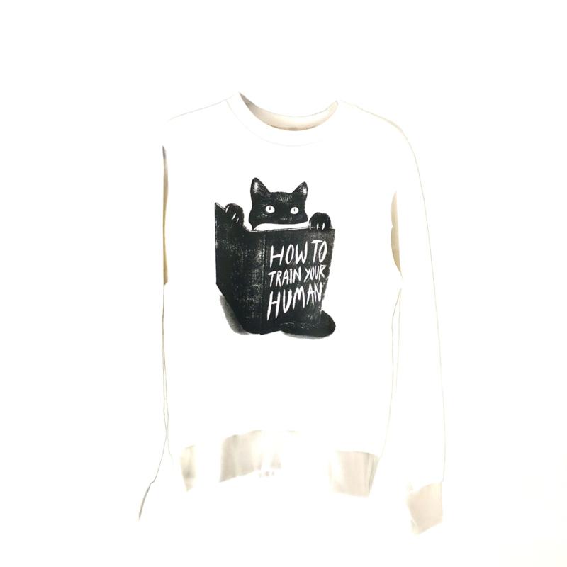 Oii Sweater Cat