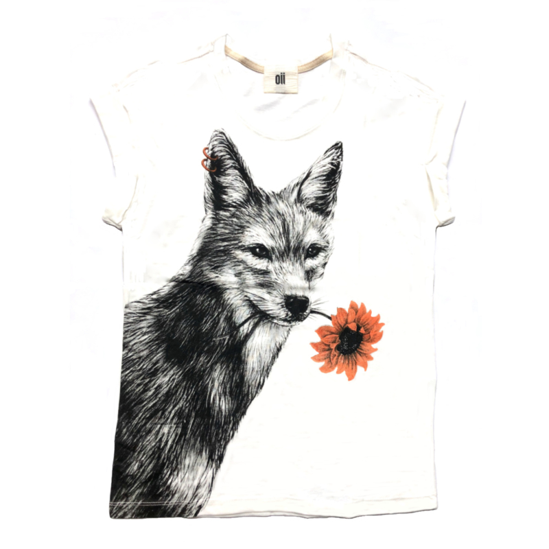 Oii Shirt Fox