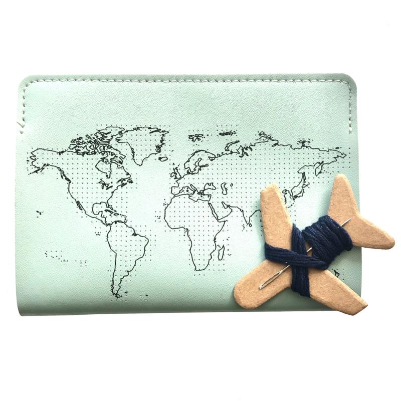 Paspoorthoesje Stitch