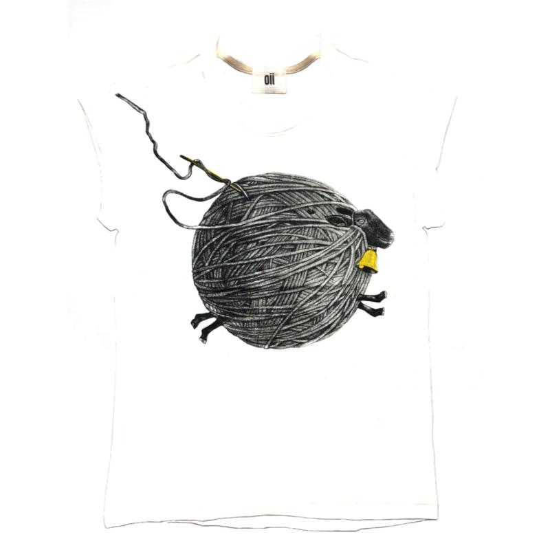 Oii Shirt Sheep