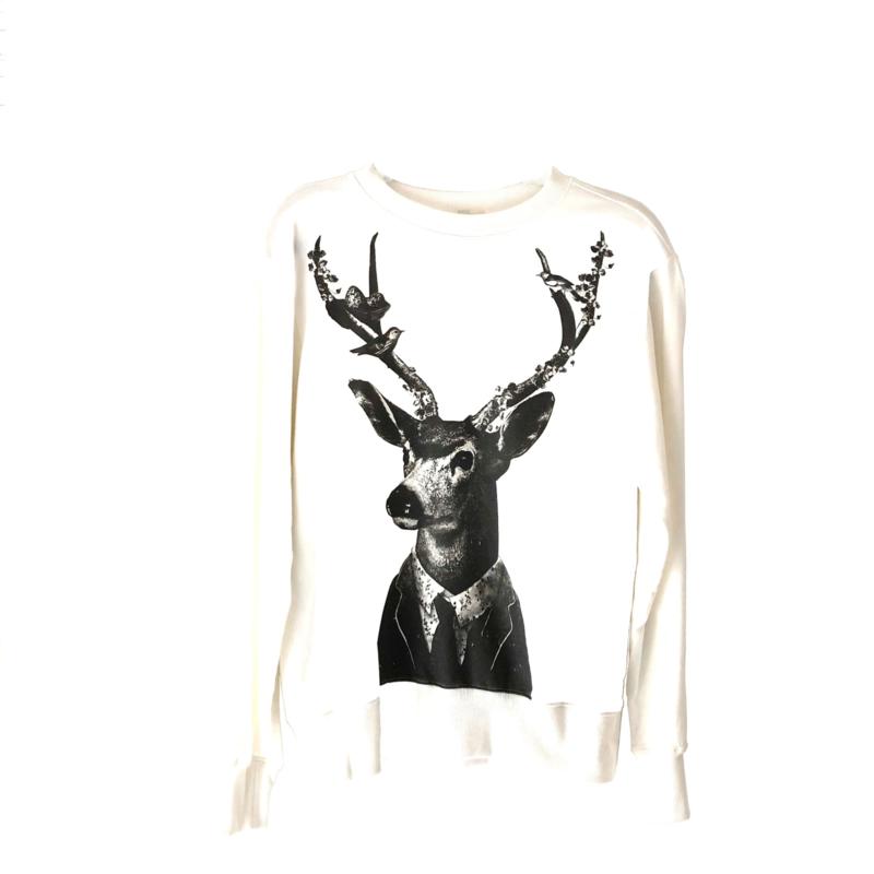 Oii Sweater Deer