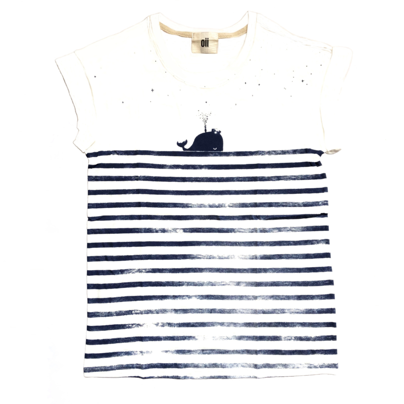 Oii Shirt Whale
