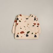 Organic zoo Sweater // Terazzo