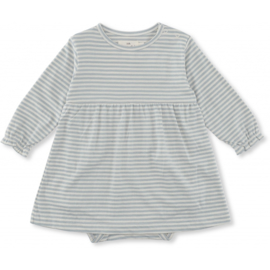 Konges Slojd - Reya Frill Dress deux - French Bleu Stripes