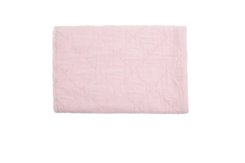 Quilt Alma - light pink 80x100cm