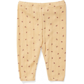 Konges Slojd Minnie Pants  // Bloom Red Blue 0-1 maand