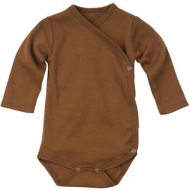 Minimalisma newborn bodysuit // Amber