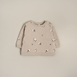 Organic zoo Sweater // Cotton field