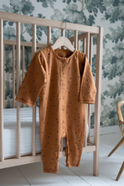 "Bonjour Little - Jumpsuit ""Dots Nut"""