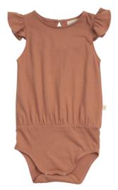 Minimalisma Pippi bodysuit // Tan