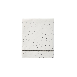 Baby Crib Sheet  Adorable Dot