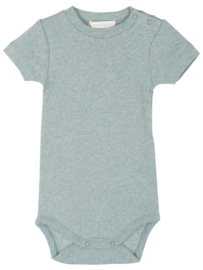 Serendipity Baby Bodysuit short sleeve // Lake