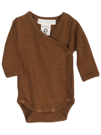 Serendipity Newborn wrap body // Caramel