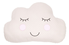 Sass & Belle kussen sweet dreams cloud zand