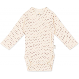 Konges Slojd Newborn body // Tiny Clover Beige