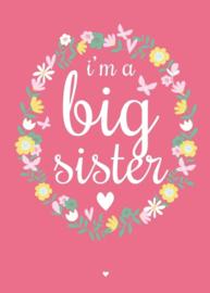 Petite Louise 'Kaart Big Sister'