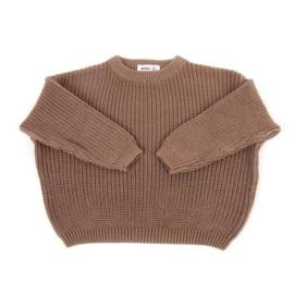 Vega Basics Cordero Sweater // Taupe