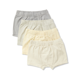 Konges Slojd 4 pack boxers // Lemon Mint Quarry Stripe