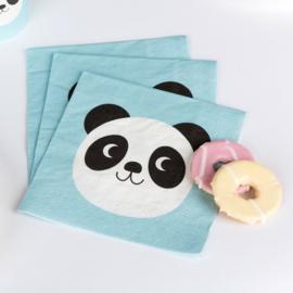 Miko the Panda - Servetten ( set van 20 )