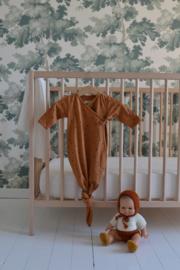 "Bonjour Little - Kimono Slaapzak ""Dots Nut"""