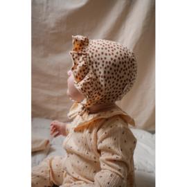 Konges Slojd Reya Bonnet // Buttercup Rosa