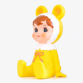 Woodland Doll spaarpot van Lapin & Me / Geel