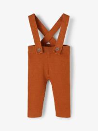 Lil' Atelier NBMivigo Knit Pant // Glazed Ginger Melange