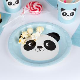 Miko the Panda - Papieren borden ( set van 8 )