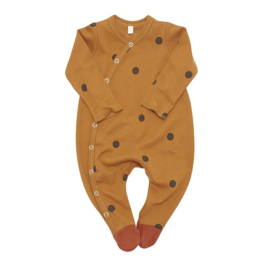 Organic zoo Playsuit // Dots Spice