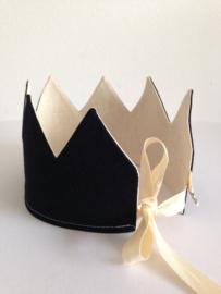 Suussies Kroon Zwart